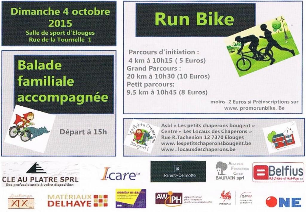 Run&Bike de Dour