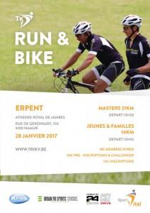 Run&Bike d'Erpent 2017