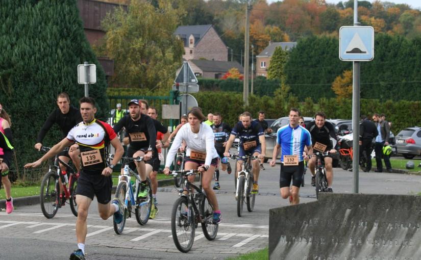 Résultats du RunBike de Jemeppe-sur-Sambre (24 octobre 2015)