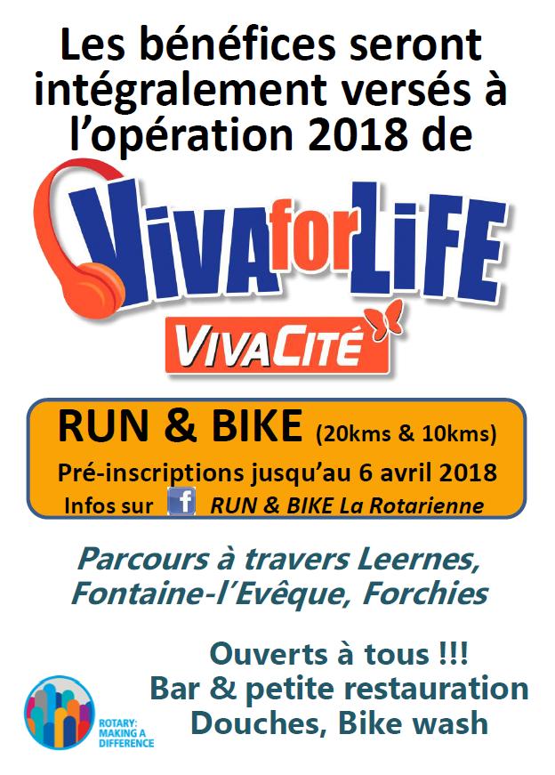 La Rotarienne Viva for Life